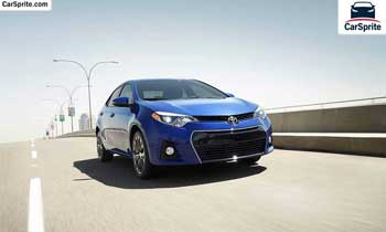 Toyota Corolla 2017 prices and specifications in Kuwait | Car Sprite