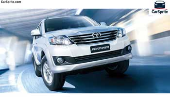 Toyota Fortuner 2017 prices and specifications in Kuwait | Car Sprite